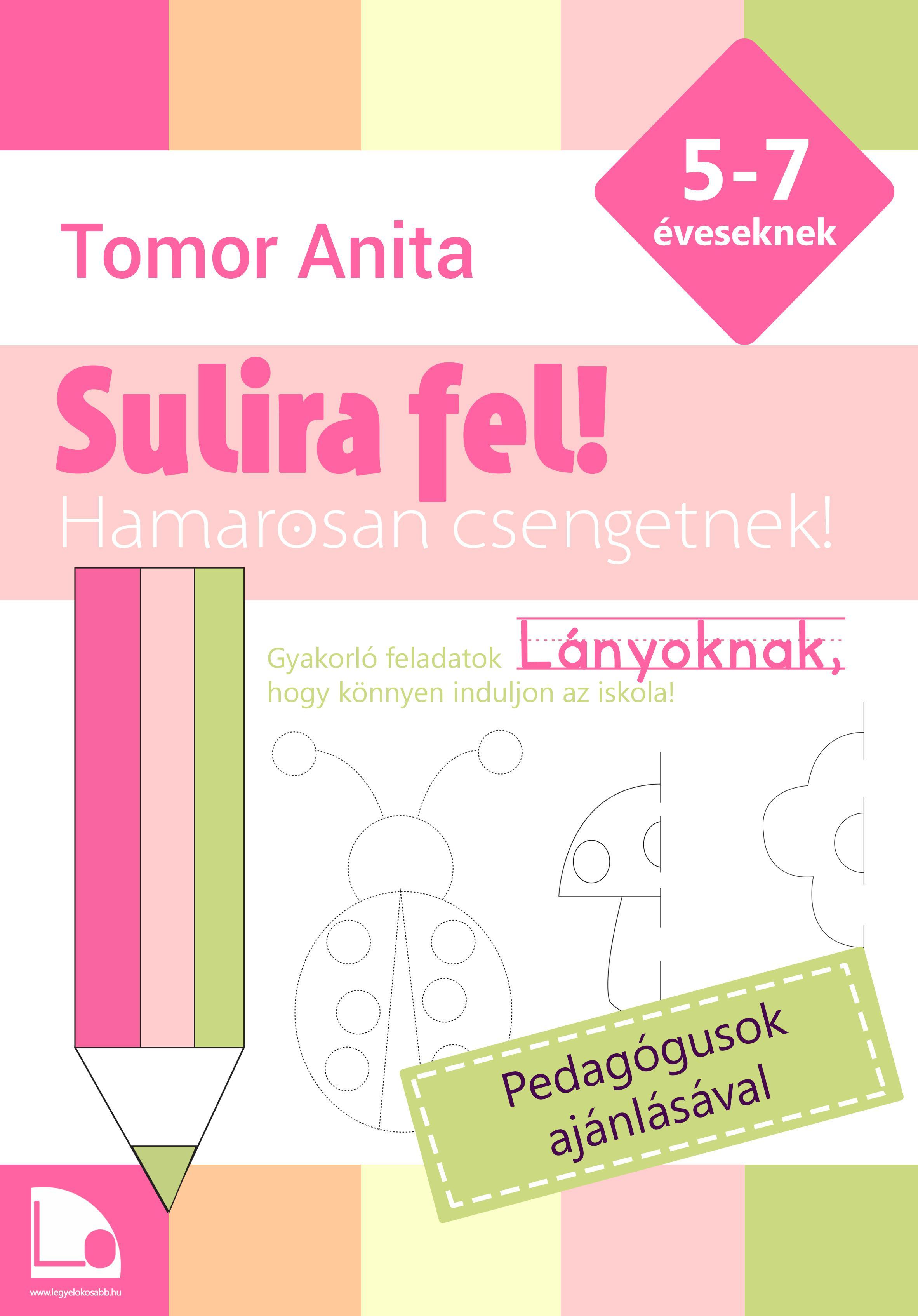 SULIRA FEL! - LÁNYOKNAK