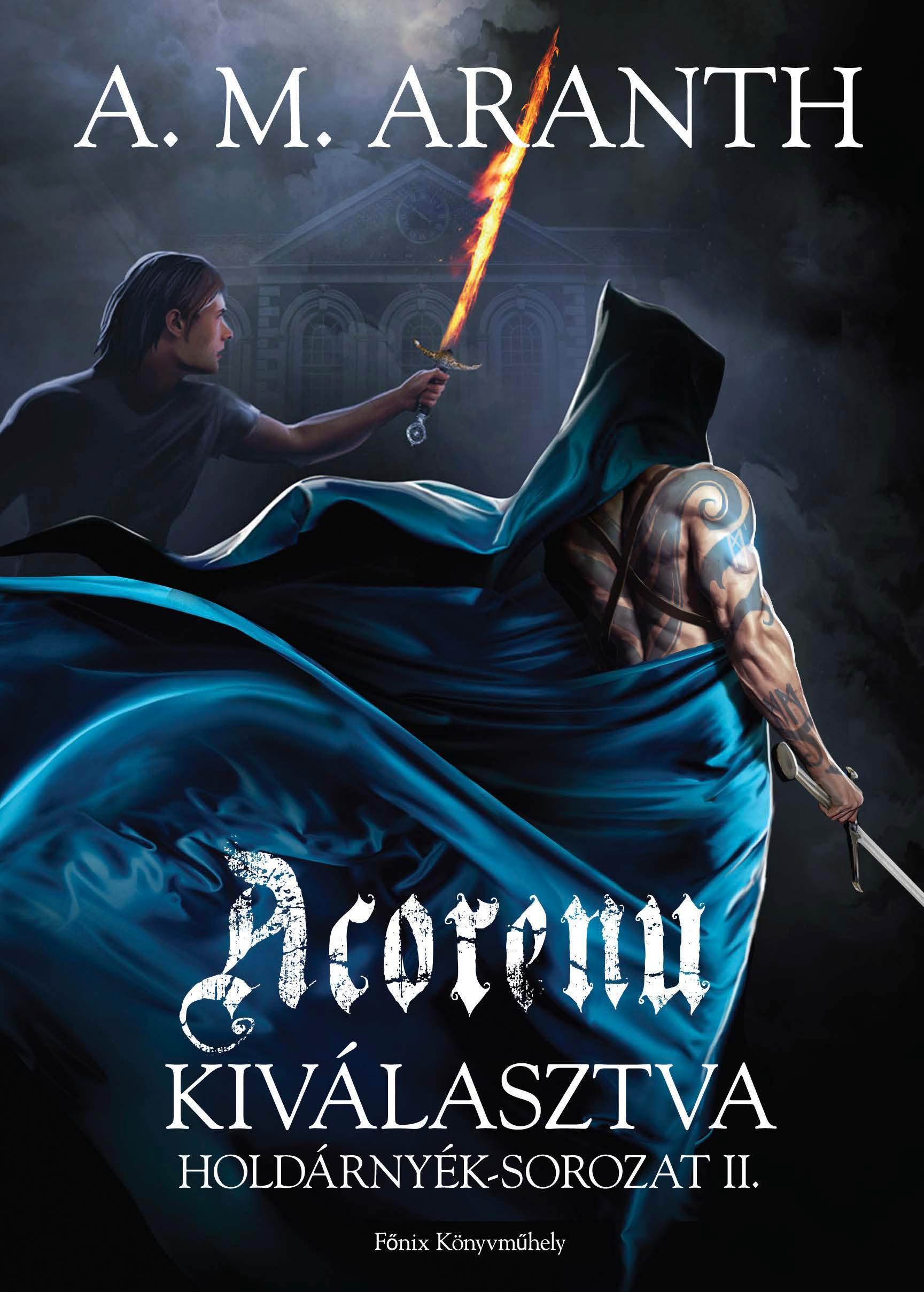 ACORENU - KIVÁLASZTVA - HOLDÁRNYÉK SOROZAT II.