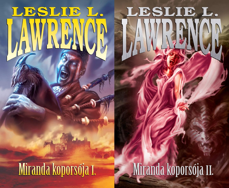 LAWRENCE, LESLIE L. - MIRANDA KOPORSÓJA 1-2.