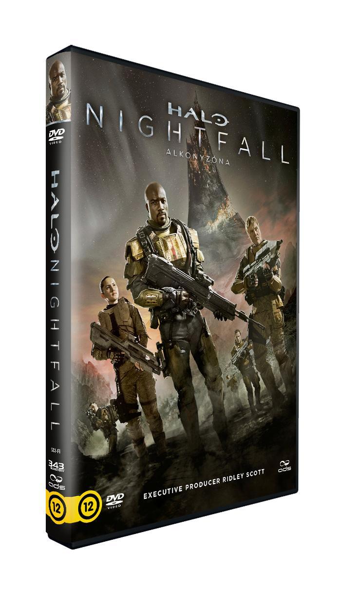 NIGHTFALL - ALKONYZÓNA - DVD -