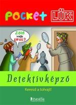 DETEKTÍVKÉPZÕ - POCKET LÜK - ALAPLAPPAL