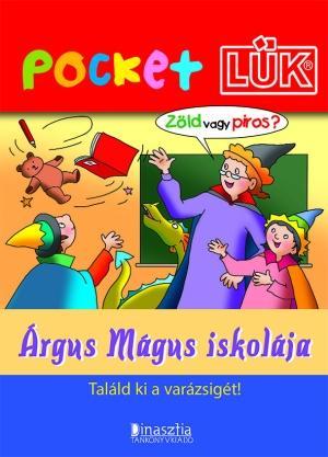 ÁRGUS MÁGUS ISKOLÁJA - POCKET LÜK - ALAPLAPPAL