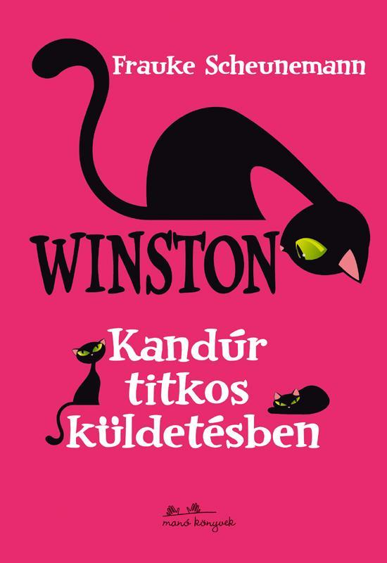 Winston:Kandúr titkos küldetésben