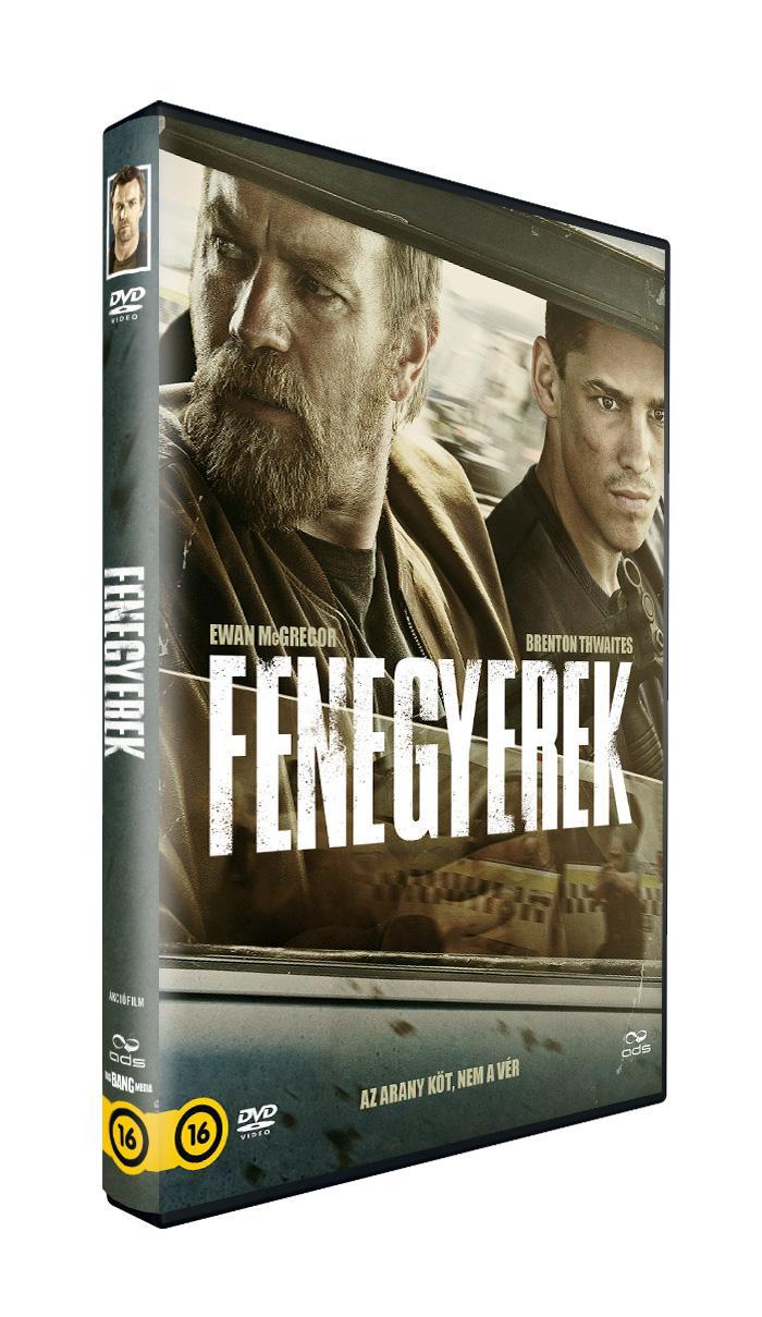 FENEGYEREK - DVD -