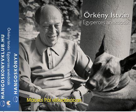 EGYPERCES ANEKDOTÁK - HANGOSKÖNYV