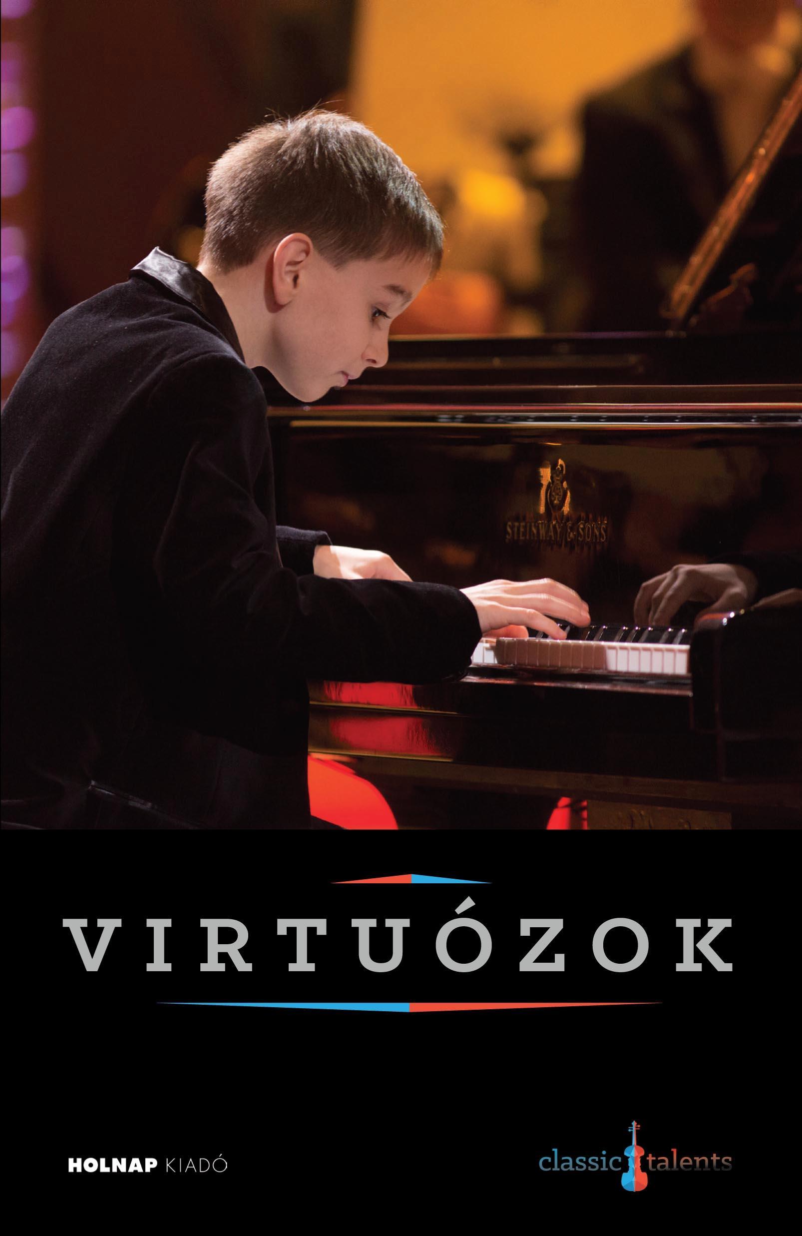 VIRTUÓZOK (BOROS MISI) + CD