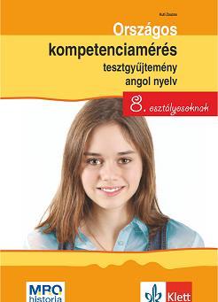 ORSZÁGOS KOMPETENCIAMÉRÉS TESZTGYŰJT. ANGOL NYELV - 8. OSZT.