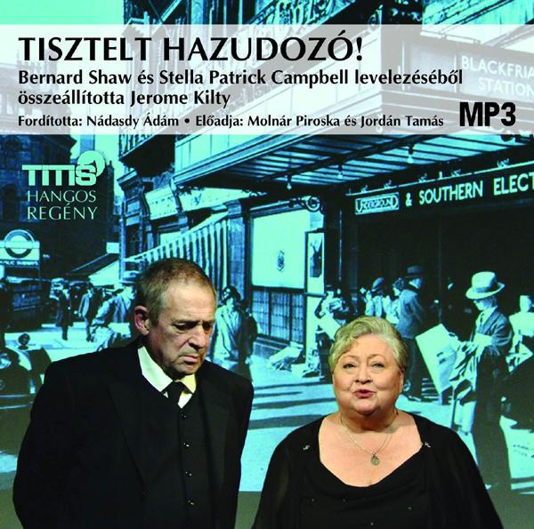 TISZTELT HAZUDOZÓ! - HANGOSKÖNYV -