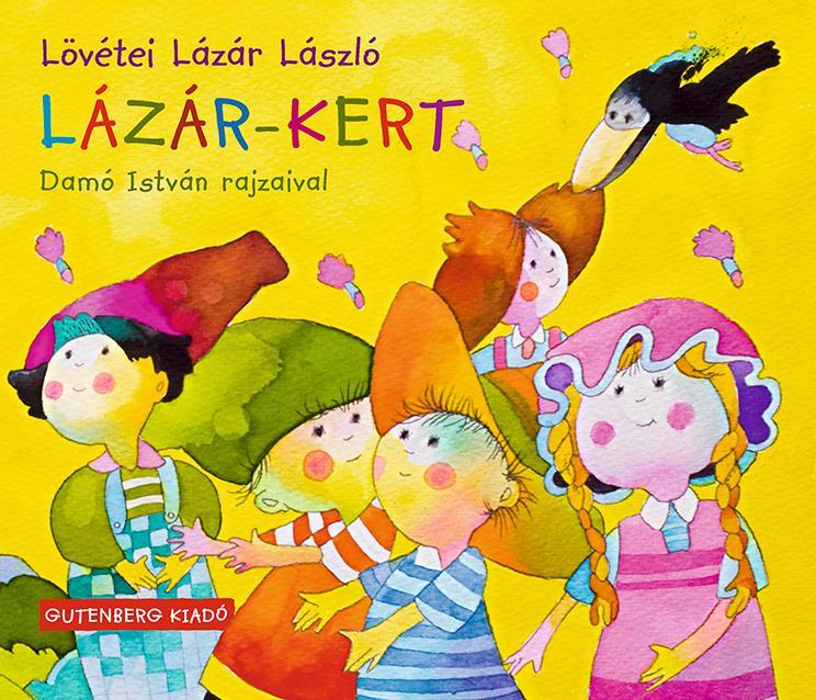 LÁZÁR-KERT