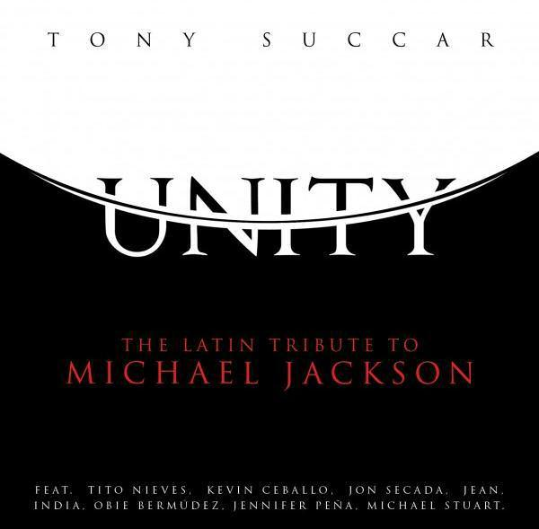 UNITY - THE LATIN TRIBUTE TO MICHAEL JACKSON - CD -