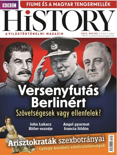 BBC HISTORY V. ÉVF. - 2015/5.