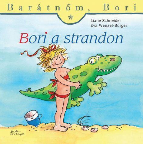 BORI A STRANDON - BARÁTNŐM, BORI