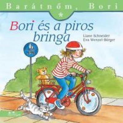 BORI ÉS A PIROS BRINGA - BARÁTNŐM, BORI