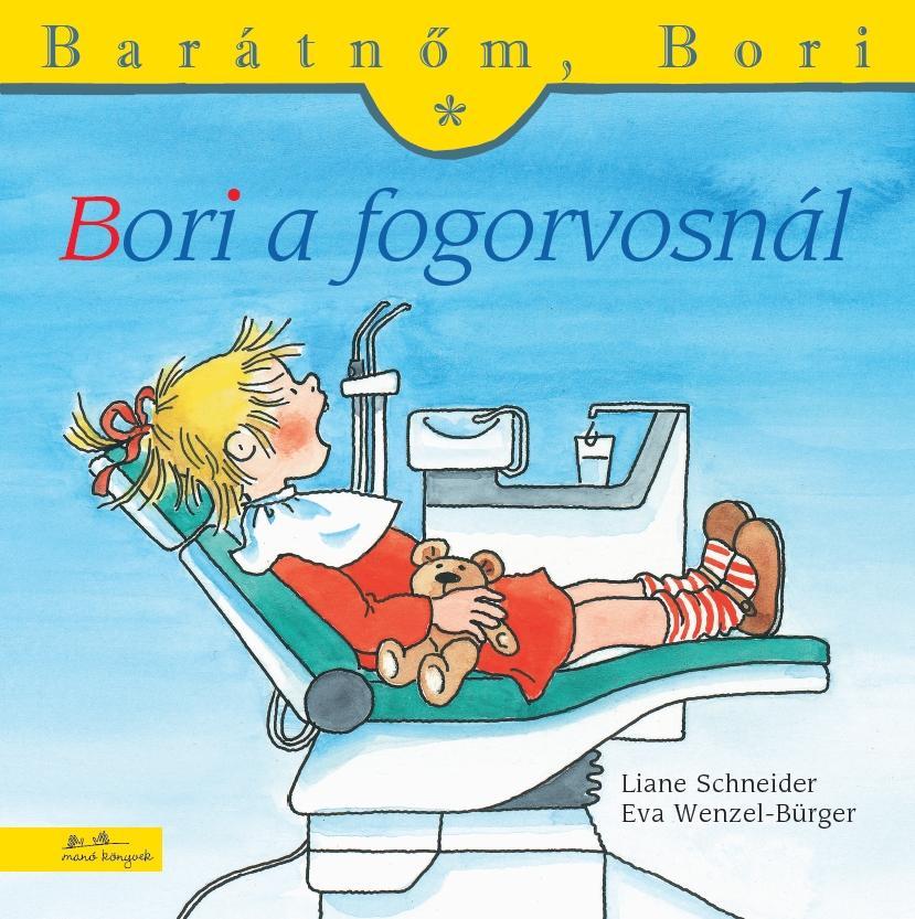 BORI A FOGORVOSNÁL - BARÁTNŐM, BORI