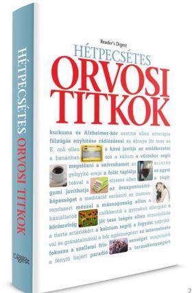 - HÉTPECSÉTES ORVOSI TITKOK