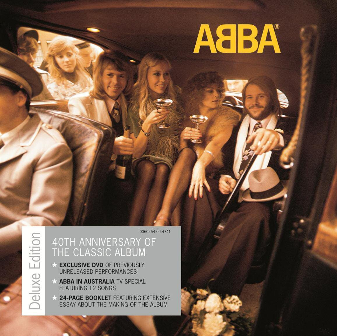 ABBA - DELUXE EDITON - CD-