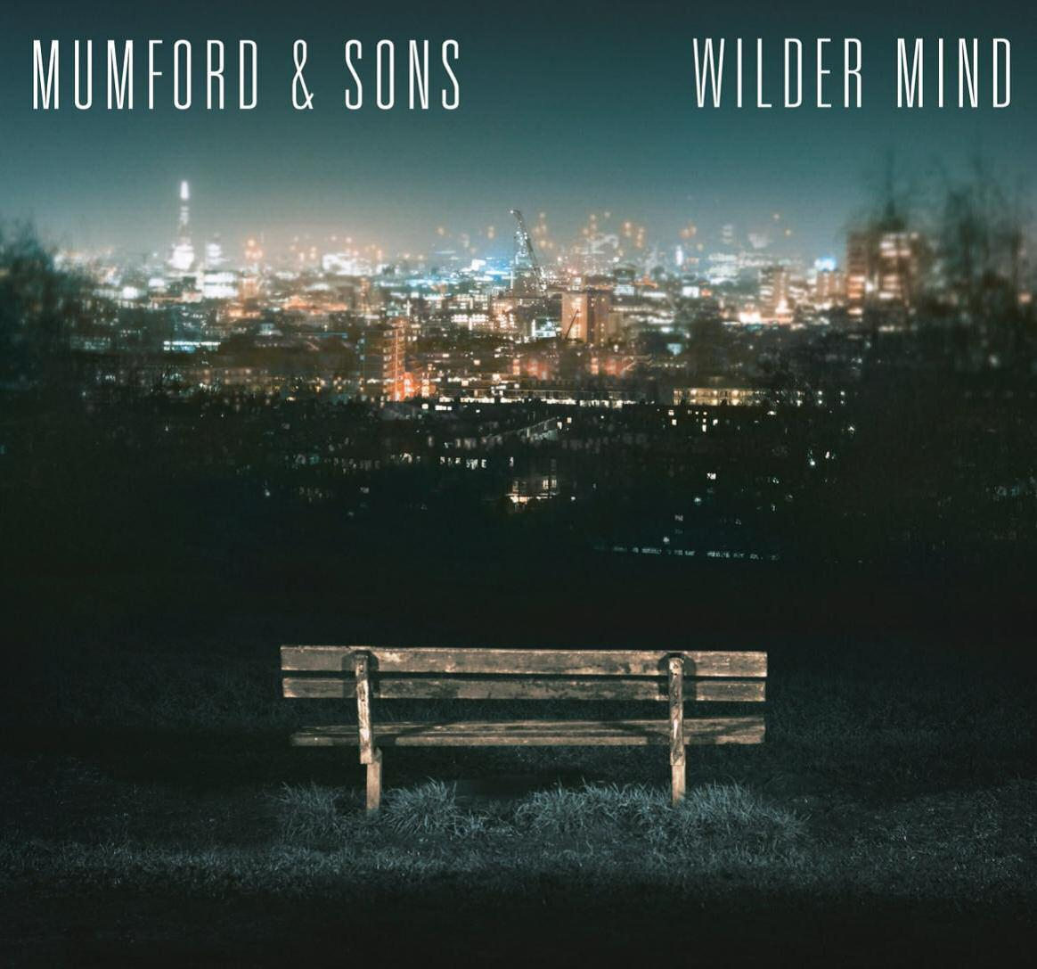 WILDER MIND - MUMFORD & SONS - CD -