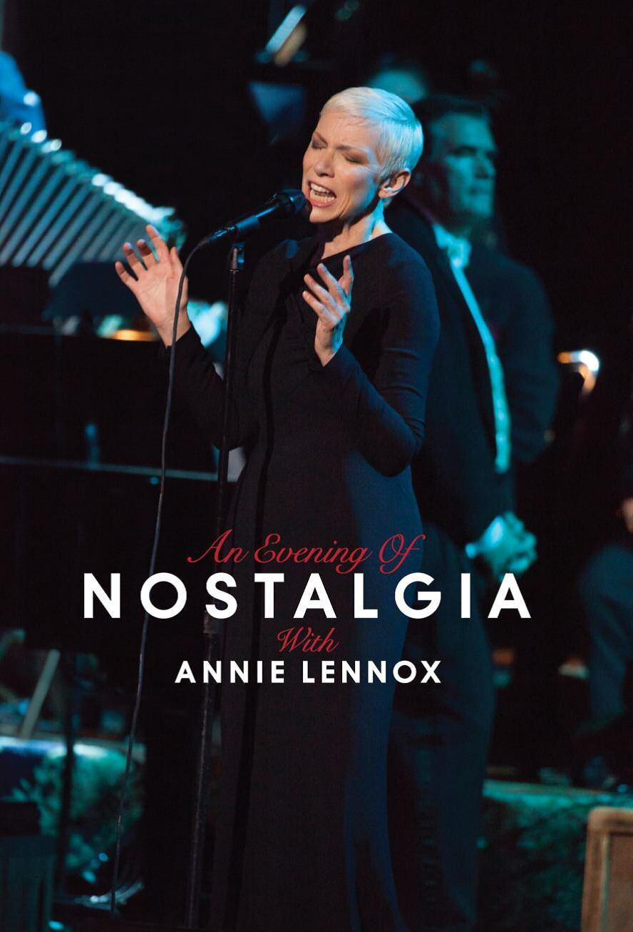 - AN EVENING OF NOSTALGIA WITH ANNIE LENNOX - CD -