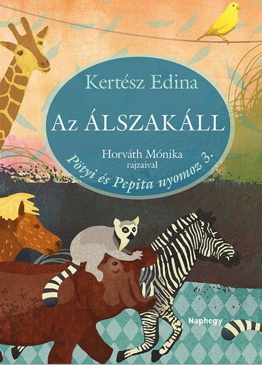 ÁLSZAKÁLL - ÜKH 2015 - PÖTYI ÉS PEPITA NYOMOZ 3.