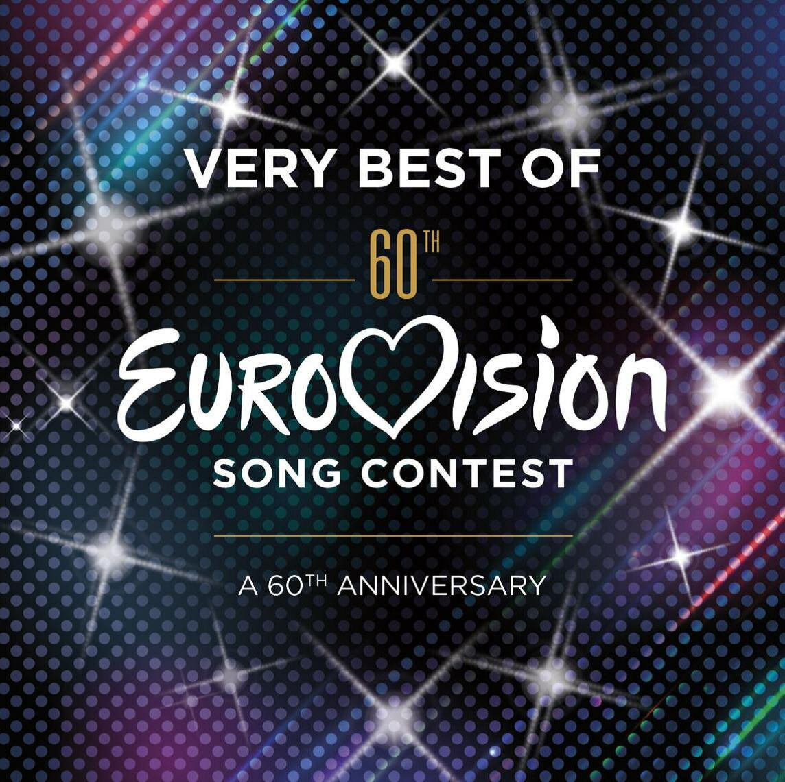 VERY BEST OF EUROVISION SONG CONTEST 60TH - 2CD -