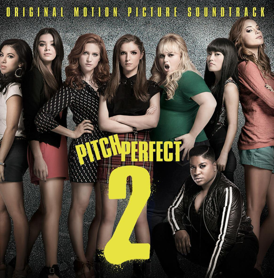 - PITCH PERFECT 2 - FILMZENE - CD -