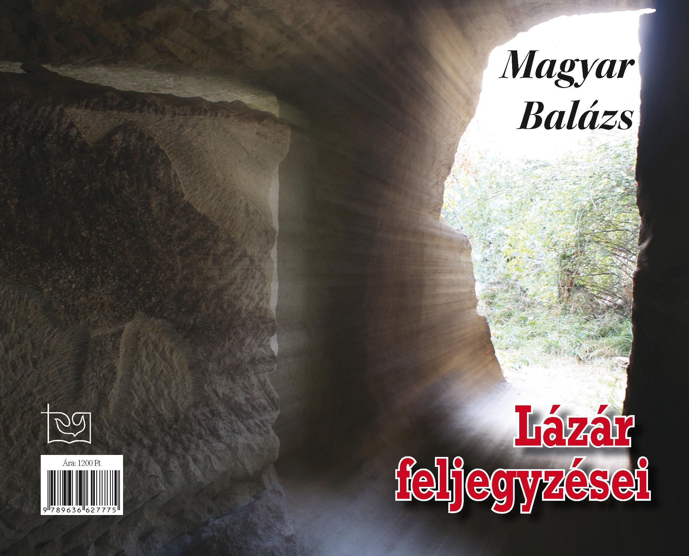 LÁZÁR FELJEGYZÉSEI - VERSEK