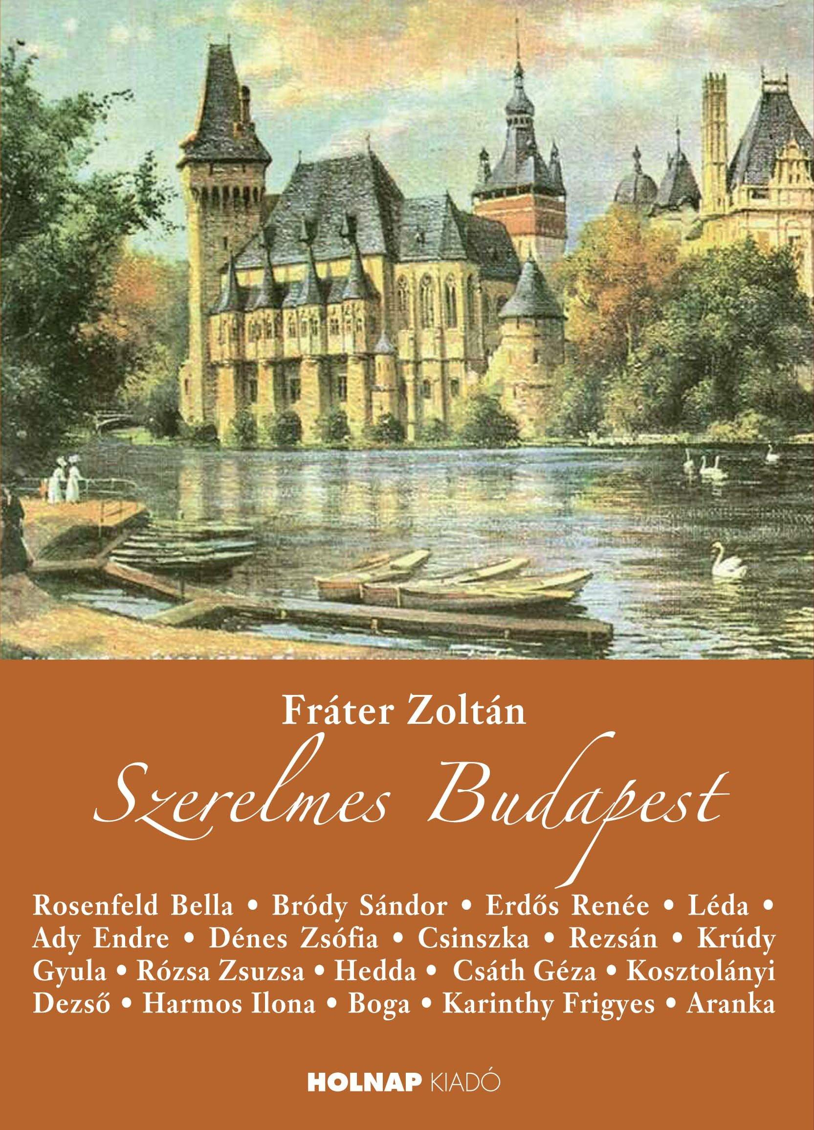 SZERELMES BUDAPEST