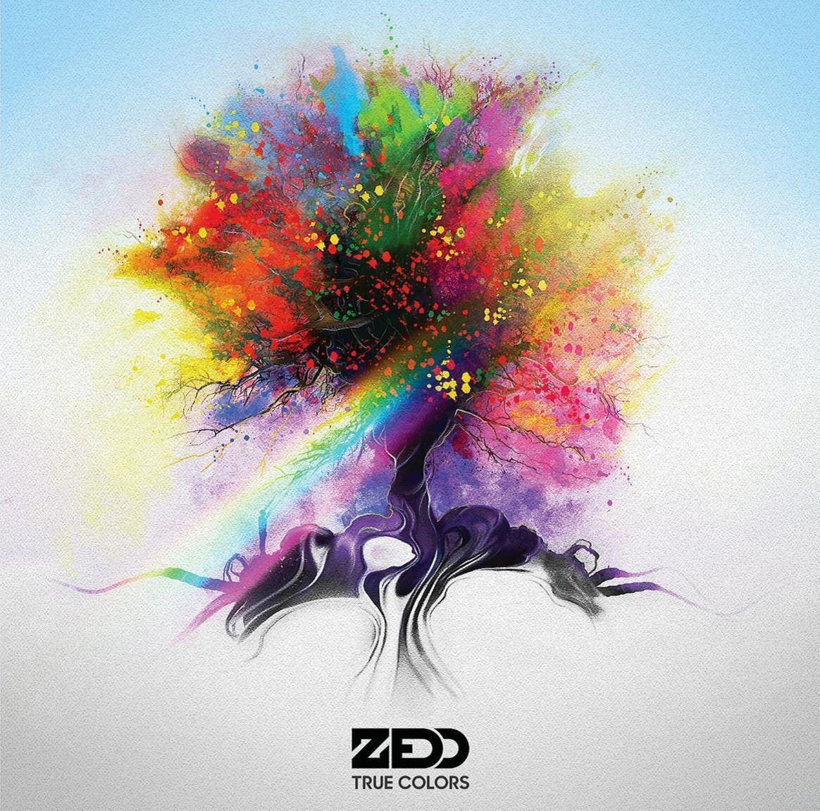 TRUE COLORS - ZEDD - CD -