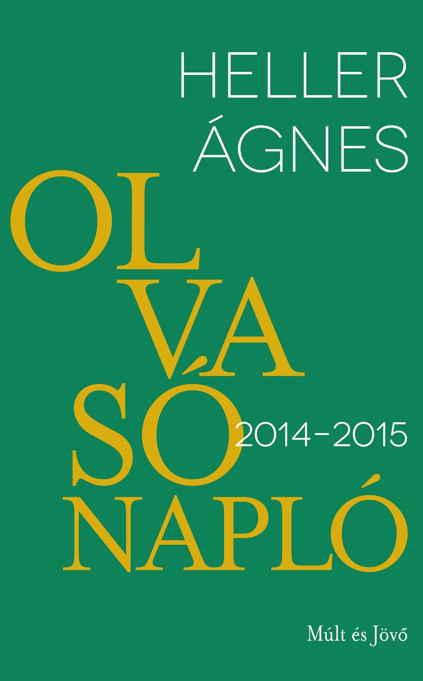 OLVASÓNAPLÓ 2014-2015