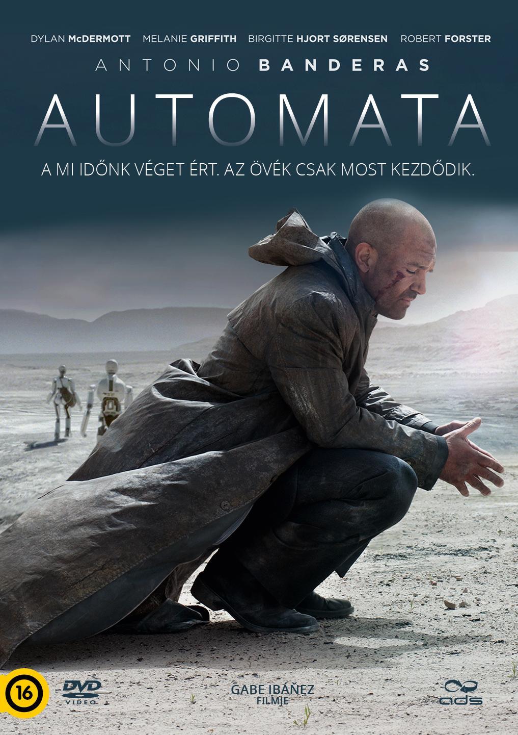 AUTOMATA - DVD -