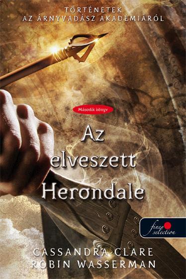 AZ ELVESZETT HERONDALE - KÖTÖTT