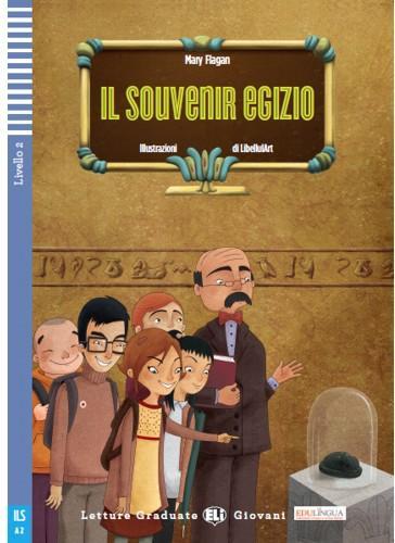 IL SOUVENIR EGIZIO - BOOK + CD