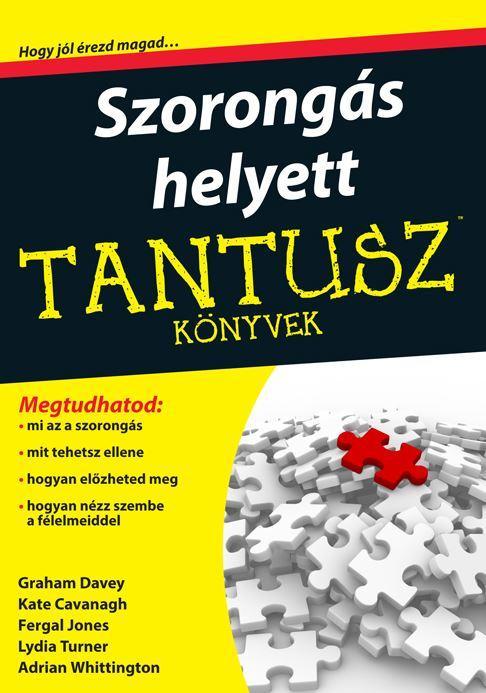 SZORONGÁS HELYETT - TANTUSZ KÖNYVEK