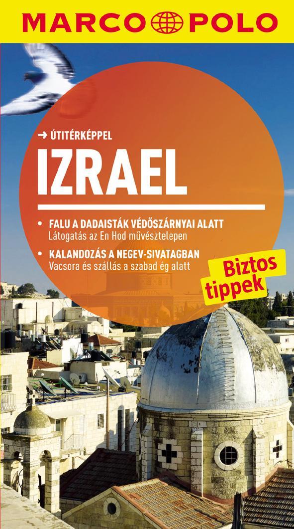 IZRAEL - ÚJ MARCO POLO (2015)