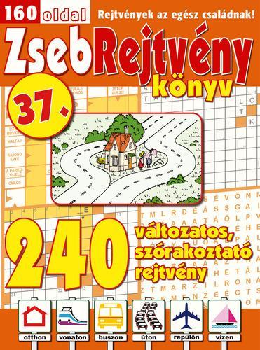 ZSEBREJTVÉNY KÖNYV 37.