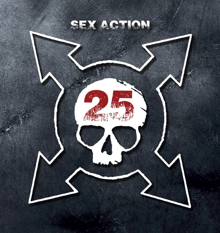 - SEX ACTION 25. JUBILEUMI KONCERT - CD+DVD -