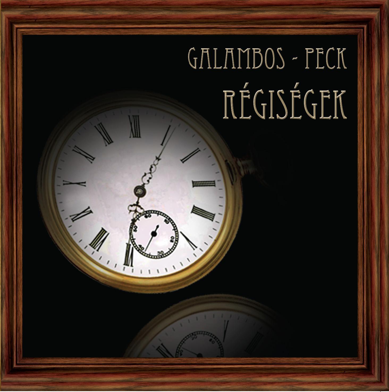 RÉGISÉGEK - GALAMBOS-PECK - CD -