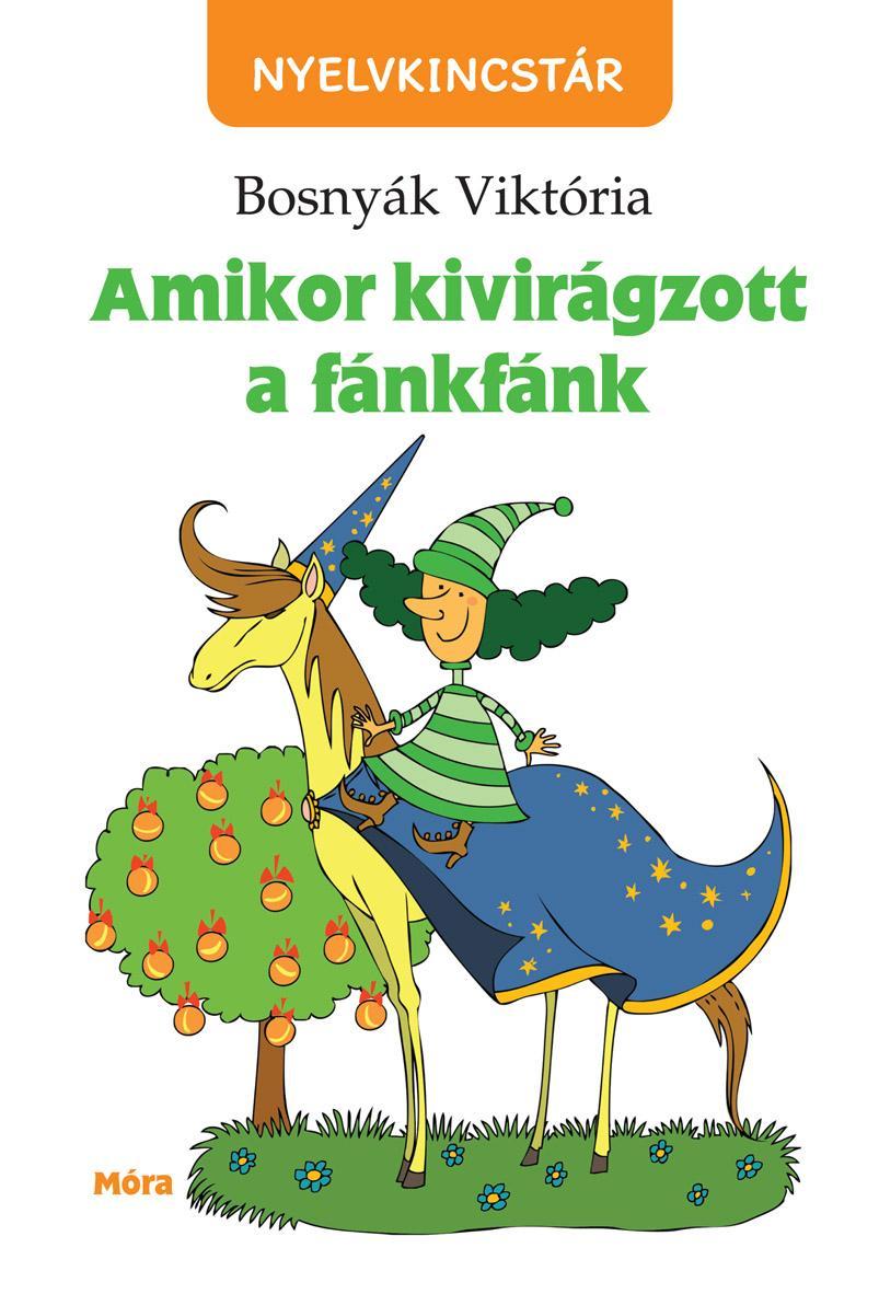 AMIKOR KIVIRÁGZOTT A FÁNKFÁNK