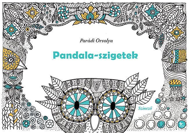 PANDALA-SZIGETEK - SZÍNEZŐ