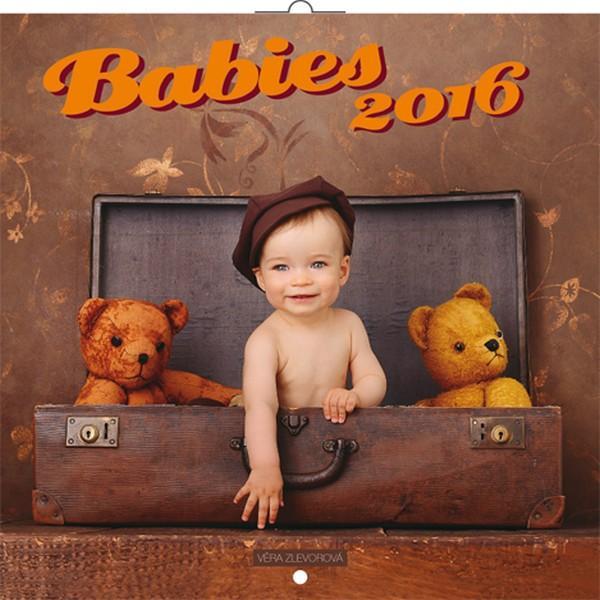 PG NAPTÁR BABIES, 2016, 30 X 30 CM