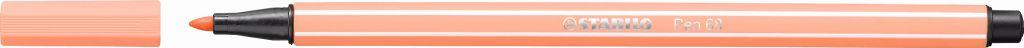 STABILO PEN 68 ROSTIRON (1.0MM) BARACKSZÍNÛ