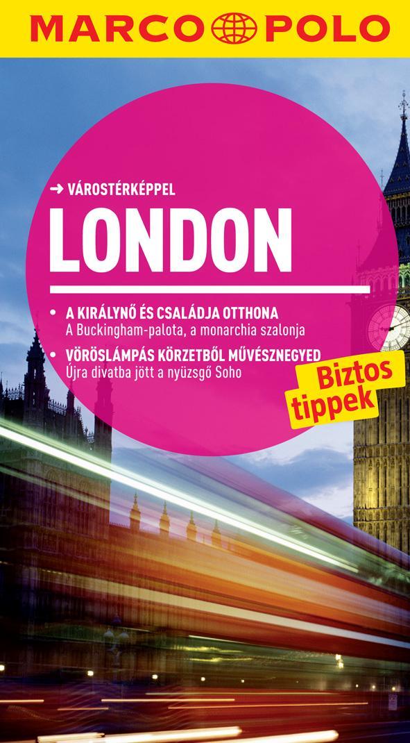 LONDON - ÚJ MARCO POLO 2015