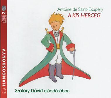 A KIS HERCEG - HANGOSKÖNYV (2CD)