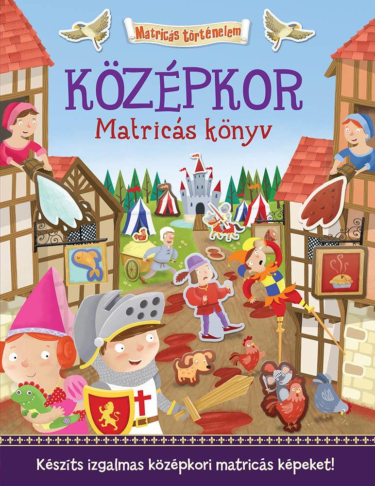 KÖZÉPKOR MATRICÁS KÖNYV - MATRICÁS TÖRTÉNELEM