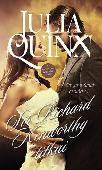 QUINN, JULIA - SIR RICHARD KENWORTHY TITKAI