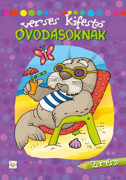 VERSES KIFESTŐ ÓVODÁSOKNAK - 2. RÉSZ