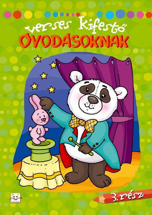VERSES KIFESTŐ ÓVODÁSOKNAK - 3. RÉSZ
