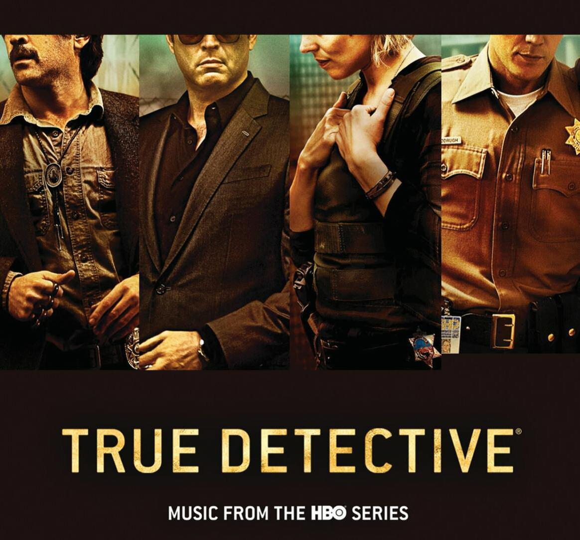 TRUE DETECTIVE (FILMZENE) - CD -