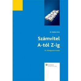 SZÁMVITEL A-TÓL Z-IG - 11. ÁTDOLGOZOTT KIADÁS