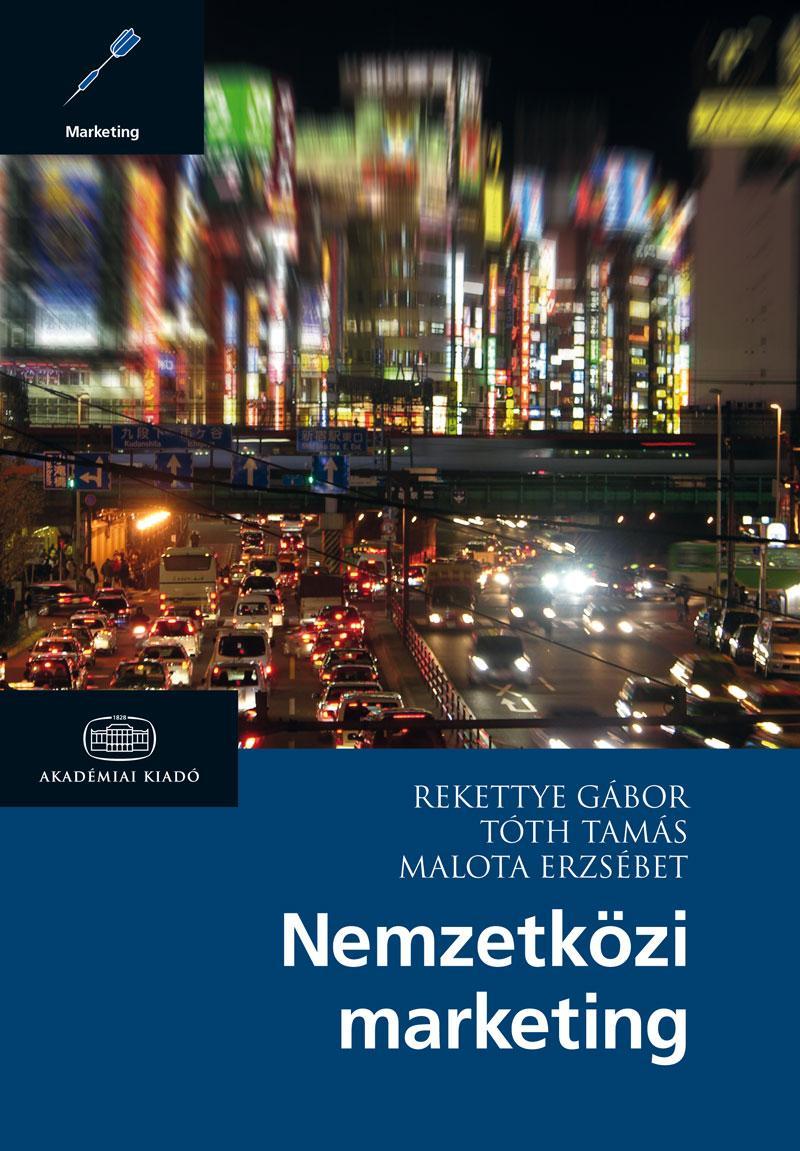 NEMZETKÖZI MARKETING (ÚJ, 2015)